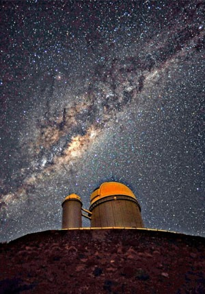 A Journey to the Center of the Milky Way Galaxy - About the Shows