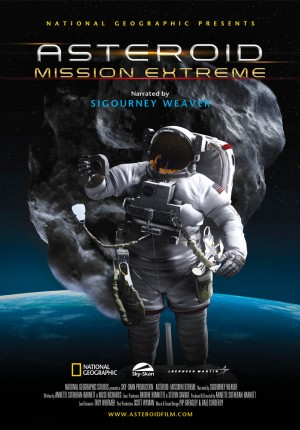 Asteroid Mission Extreme image - About the Shows