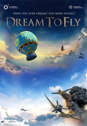 DREAM TO FLY image - About the Shows
