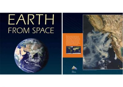 Earth From Space cover 400x284 - Exhibitions