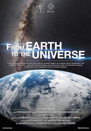 From Earth to the Universe image - About the Shows