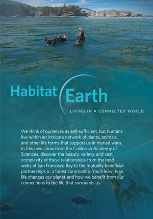 Habitat Earth image - About the Shows