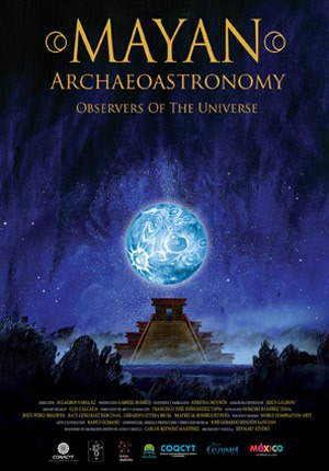 NEW Mayan Archaeoastronomy image - About the Shows