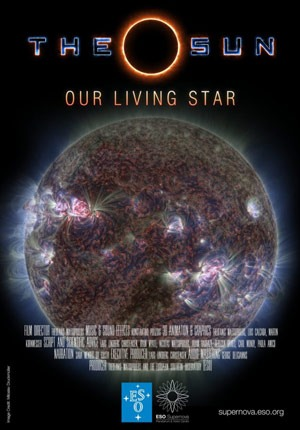 NEW The Sun Our Living Star image - About the Shows