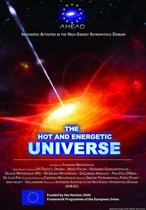 The Hot and Energetic Universe image - About the Shows