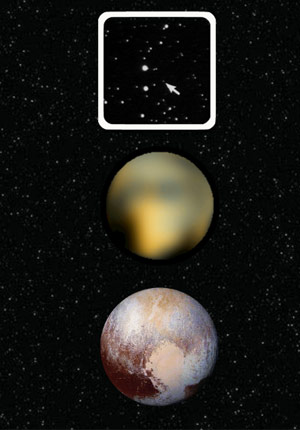 The Story of Pluto image - About the Shows