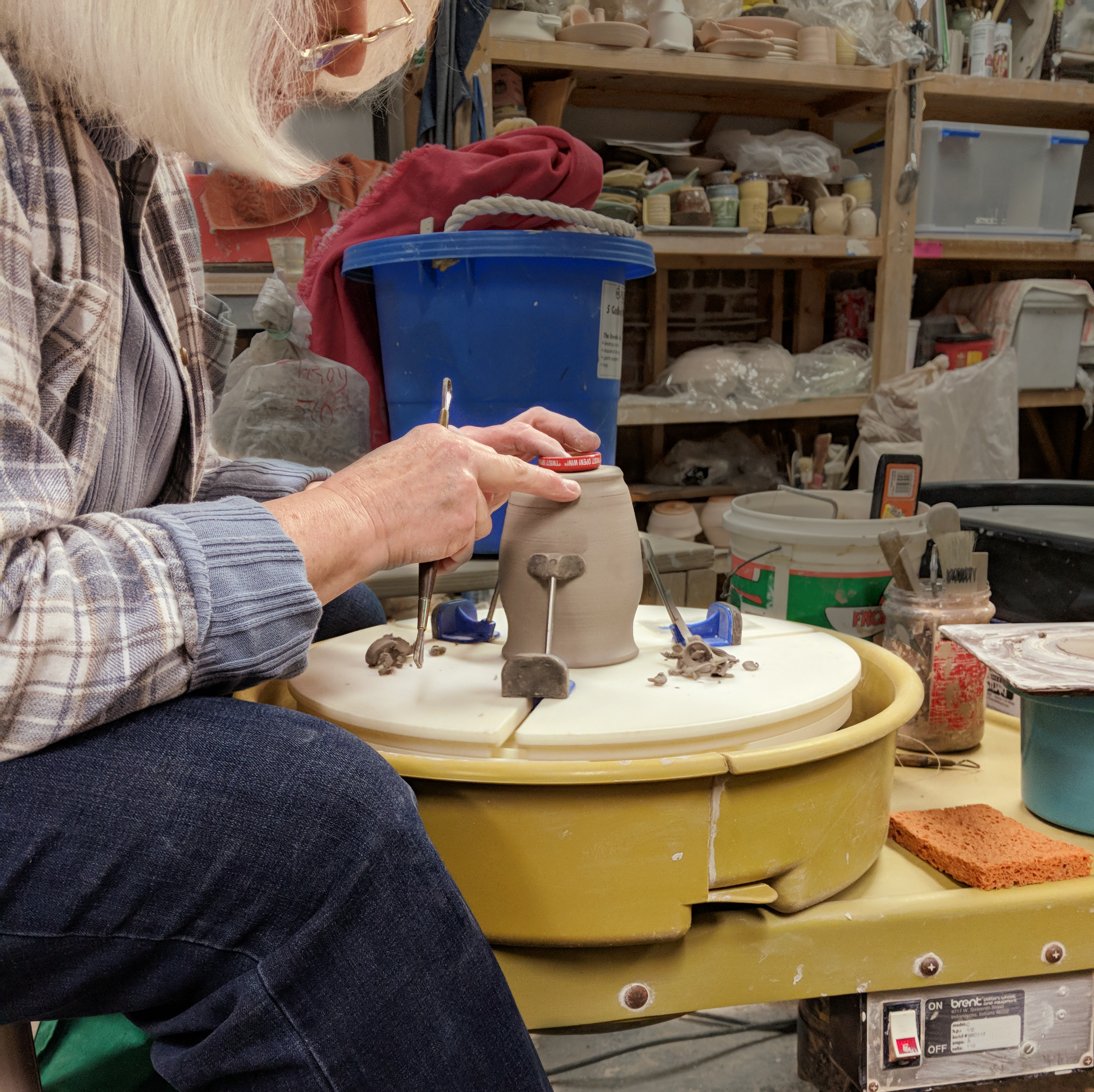 wheel work roberson clayworks pottery - Home
